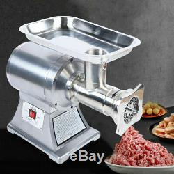 1.5HP 1100w electric powered commercial meat grinder suitable Stainless Steel