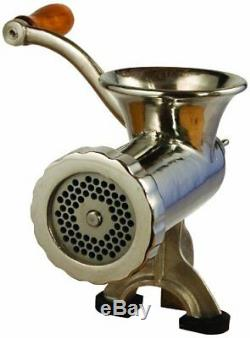 #10 Stainless Steel Clamp-on Hand Grinder