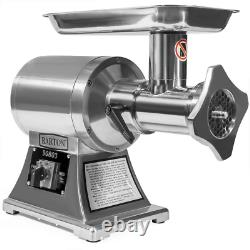 1100-Watts Portable Electric Stainless Steel Meat Grinder Mincer Sausage Maker w