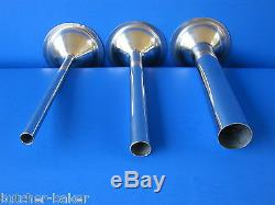 #12 Stainless Meat Grinder for Hobart Mixer with Sausage Tubes a200 4212 d300 h600