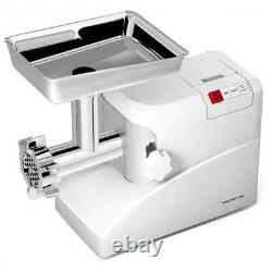 2000W Commercial Meat Grinder Electric 3 Blades Stainless Steel Heavy Duty