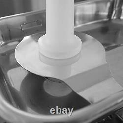 #22 1.5HP Electric Stainless Steel Commercial Grade Meat Grinder & Sausage