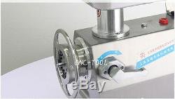 220V Commercial Electric Meat Grinder Stainless Steel Grinding Machine 250kg/h