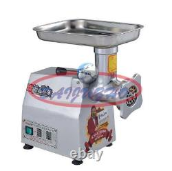 220v YQ-22B Commercial stainless steel 220kg/h Watt Electric Meat Grinder 0.9kw