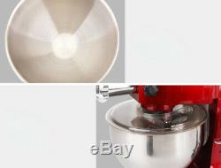 3 In 1 Upgraded Stand Mixer with 5.5QT Stainless Steel Bowl Meat Grinder Blender