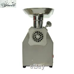 3000W Stainless Heavy Duty Mincer Commercial Electric Meat Grinder Cooler Depot