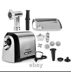 3200W Electric Meat Grinders Stainless Steel Powerful Electric Grinder