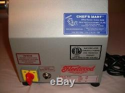 American Eagle AE-G12 Commercial Meat Grinder Stainless Steel 3/4 HP Used
