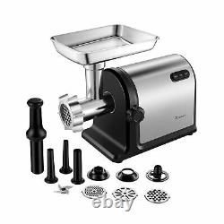Aobosi Electric Meat Grinder 2000W Max Heavy Duty Stainless Steel Meat Minc