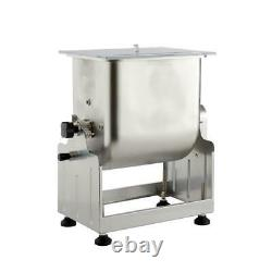 Big Bite 25 Qt. Single Speed Stainless Steel Meat Mixer
