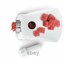 Bosch MFW3520W Mincer Of Nude Compactpower Stainless Steel 500W Colour White