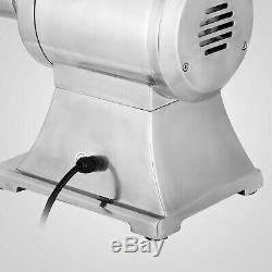 Commercial 1.5HP Electric Meat Grinder 1100 W Stainless Steel Meat Mincer