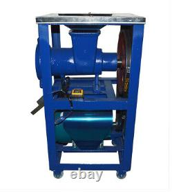 Commercial 220V 2200W Stainless Steel Electric Bone Crusher Feed Processer
