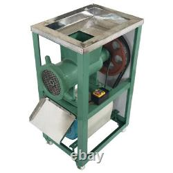 Commercial 220V 3KW Stainless Steel Electric Bone Crusher Feed Processer