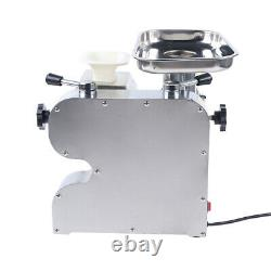 Commercial Electric Meat Grinder 1100W Stainless Steel Beef Mincer 250kg/h