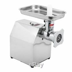 Commercial $ KitchenGrade Electric Meat Grinder 850W Stainless Steel Heavy Duty