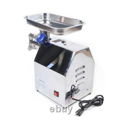 Commercial Stainless Steel Meat Grinder Home Kitchen for Sausage Making 170kg/H