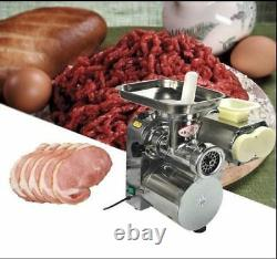 Commercial Stainless steel meat slicer mincer grinder, meat cutting machine b