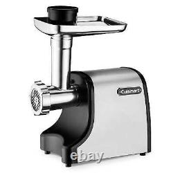 Cuisinart Electric Meat Grinder, Stainless Steel