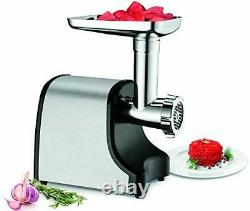 Electric Meat Grinder, Stainless Steel
