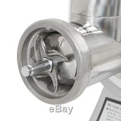 Ensue Meat Grinder Mincer, Stainless Steel Industrial Portable Electric 1HP FDA