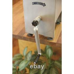 Guide Gear Stainless Steel Meat Mixer 4. 2 Gallon Cap Sausage Jerky Food Maker