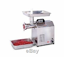 Hakka Brothers TC Series Commercial Stainless Steel Electric Meat Grinders T