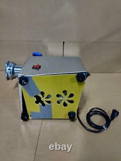 Happybuy Meat Grinder 1.14 HP 850 W Electric, 12 Diameter with Stainless Steel