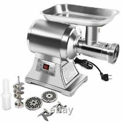 Heavy Duty Commercial Grade Stainless Steel Electric Meat Grinder