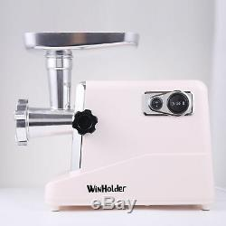 Heavy Duty Commercial Home Kitchen Electric Meat Grinder 3500w Stainless Steel