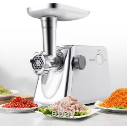 Heavy Duty Electric Meat Grinder Commercial Industrial Stainless Steel Sausage
