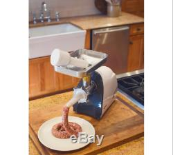 Heavy Duty Electric Meat Grinder, Sausage Stuffer Mincer Stainless Steel 575W