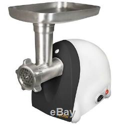 Home Stainless Steel 500 W Electric Meat Grinder With Sausage Stuffing Kit Machine