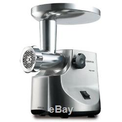 Kenwood MG510 Stainless Steel Mincer Meat Grinder 1600W 220-240 Volt 50 Hz