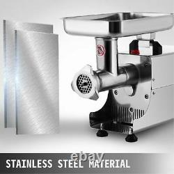 Kitchen Heavy Duty Stainless Steel Electric Meat Grinder 75kg/h
