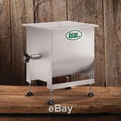 LEM Big Bite 10 Qt. Meat Mixer Home Kitchen Business Stainless Steel Durable New