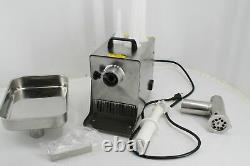 LEM Products 17791 Big Bite #8.5HP Stainless Steel Electric Meat Grinder