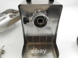 LEM Products 1780 Big Bite #12.75HP Stainless Steel Electric Meat Grinder