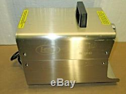 Lem Stainless Steel Big Bite Electric #22 1HP Motor for meat grinder 1781