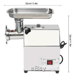 Multifunction Stainless Steel Meat Mincer Home Commercial Meat Grinder Elec Home