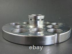 NEW #56 x 1/4 holes STAINLESS Meat Grinder disc plate for Hobart 4356 4056