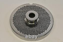 NEW #56 x 1/8 holes STAINLESS Meat Grinder disc plate for Butcher Boy Omcan