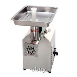 New Hakka Commercial Electric Meat Grinder Stainless Steel Sausage Mincer