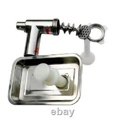 New Hakka Commercial Stainless Steel Meat Filler Grinder Head Attachment