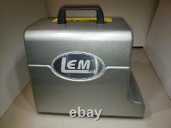 Pre-Owned Motor Only LEM Meat Grinder Electric Stainless Steel Mighty #8