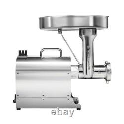 Pro Series #22 1.5 HP Stainless Steel Electric Meat Grinder