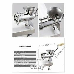 Products #10 Stainless Steel Clamp-on Hand Grinder Size One Size