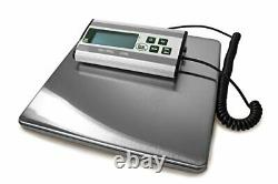 Products 1167 Stainless Steel Digital Scale (330-Pound Capacity)