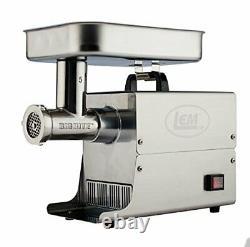 Products Stainless Steel Big Bite Electric Meat Grinder #5 (. 35 HP)