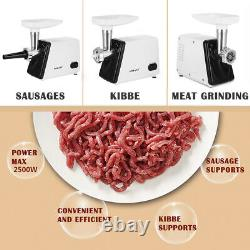 SOKANY Electric Meat Grinder Stainless Steel+ABS Mincer Food Sausage d